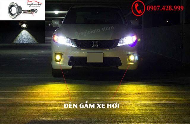 Đèn gầm xe hơi