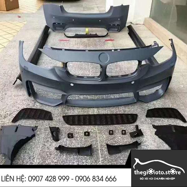 Body kits cho xe BMW